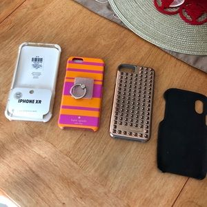 4 iPhone 6,7 8 & X-rcovers